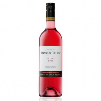 Jacob's Creek Shiraz Rose 0.75