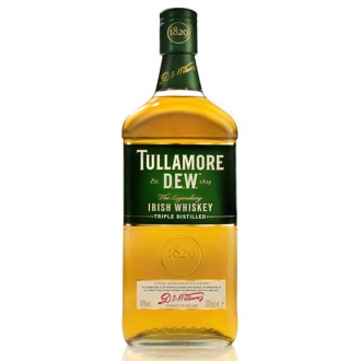 Whisky Tullamore Dew 0.7 L