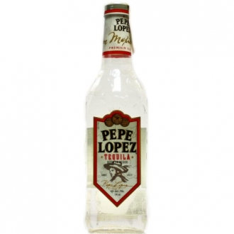 Tequila Pepe Lopez Silver 0.7 L