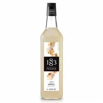 1883 sirup French Nougat 1 L