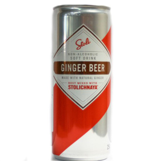 Ginger beer 0.25 L CAN