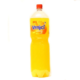 Vrnjci Orange bez energ. vred. 2L