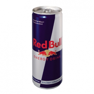 Red Bull 0.25 L CAN