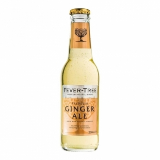 Ginger Ale fever tree 0.2 L